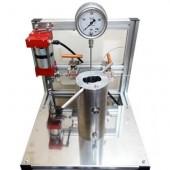 CIP成形機(冷間等方圧プレス機)