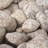 小石の粉砕例