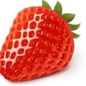 苺の乾燥例